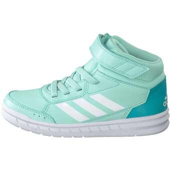 adidas Alta Sport Mid EL K Sneaker türkis
