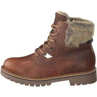 Bullboxer - Schnür Boots - braun