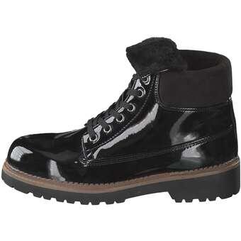 Claudia Ghizzani - Schnür Boots - schwarz