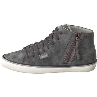 Esprit - High Sneaker - grau