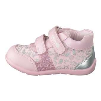Geox B Elthan Girl Lauflerner rosa |