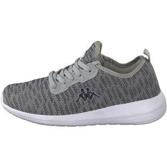 Kappa - Gizeh Sneaker - grau