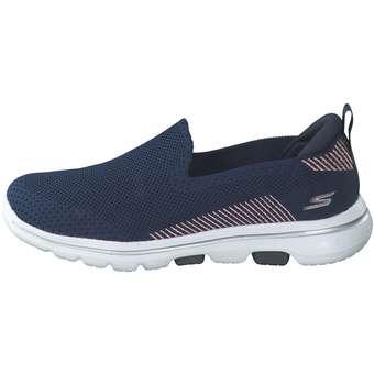 Skechers Go Walk 5 Prized blau