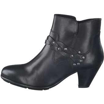 Leone Comfort Geri Stiefelette schwarz