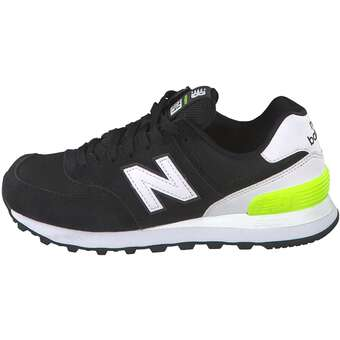 New Balance - WL574CNA Damen Sneaker - schwarz