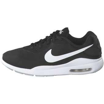 NIKE nike air max oketo Lifestyle Schuh Weiß schwarz