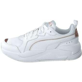 PUMA X Ray Metallic Sneaker weiß ❤️ |