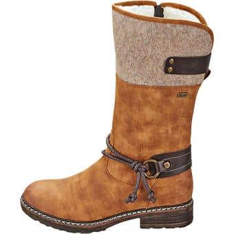 Rieker Stiefel für Damen in braun im Sale   P&P Shoes