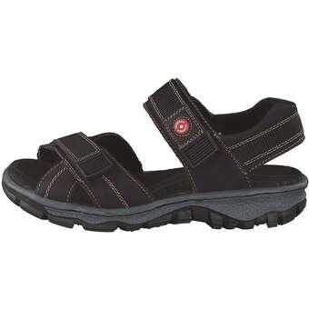 Rieker - Trekking-Sandale - schwarz