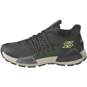 sportlicher Skechers KINECTORS Sneaker Grün | Vögele Shoes