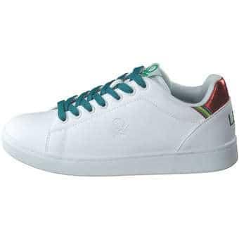 United Colors Of Benetton Penn Crack Sneaker
