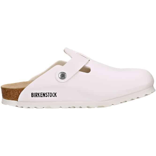 birkenstock boston weiss