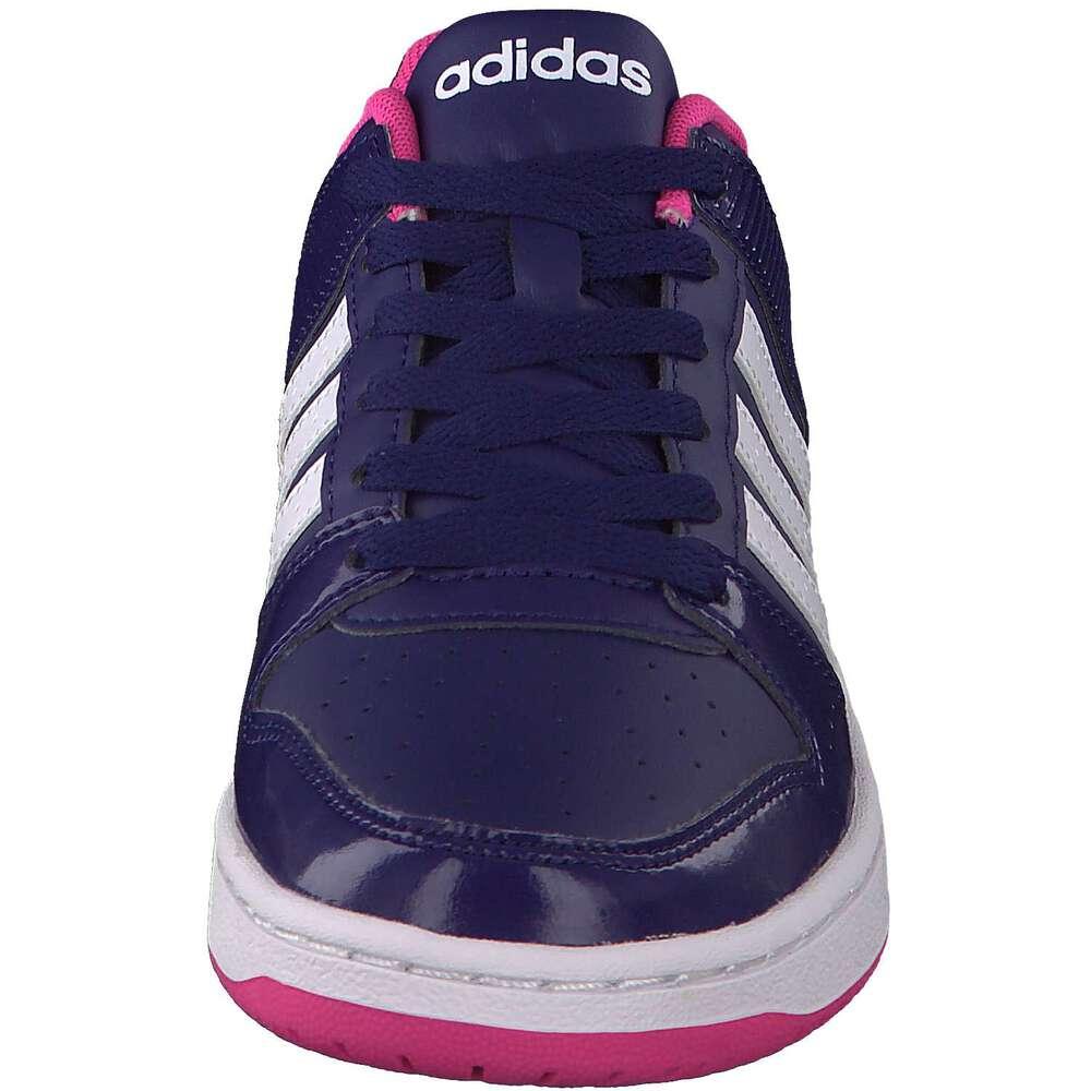 Adidas Neo VS Hoopster W Damen Sneaker Blau Reduziert Bei