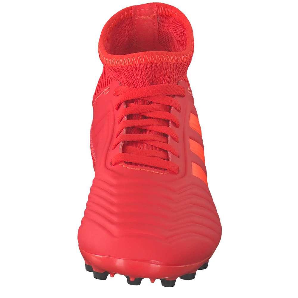adidas Predator 19.3 AG J Fußball rot
