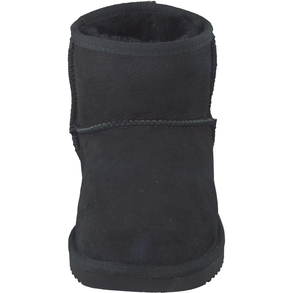 pegia ankle boot in schwarz. Black Bedroom Furniture Sets. Home Design Ideas