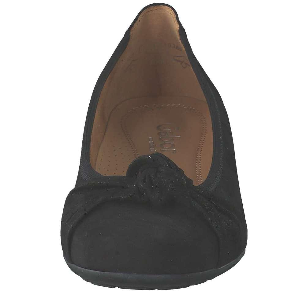 Gabor Ballerina schwarz ❤️ | ❤️ |