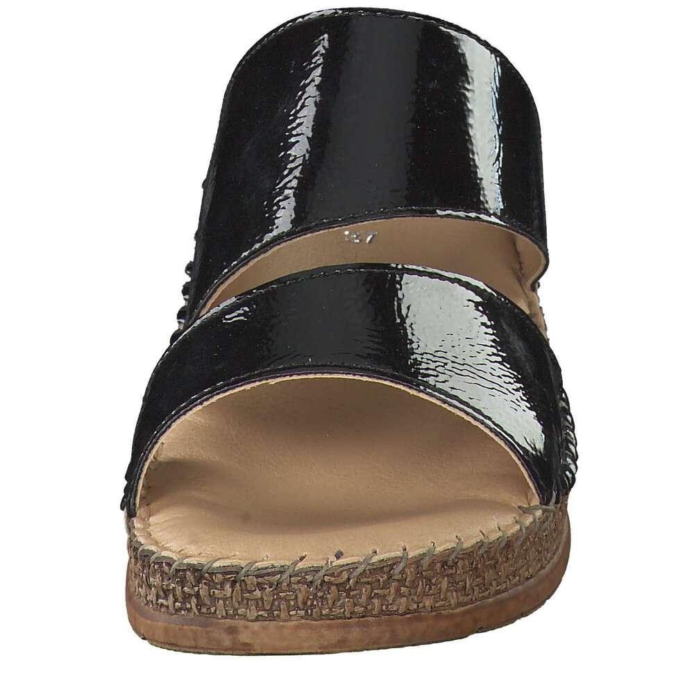 Jenny Marrakesch Pantolette schwarz ❤️ |