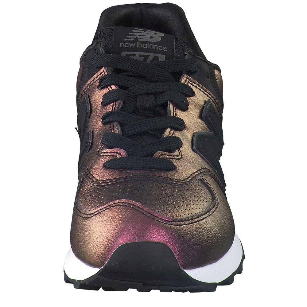 low priced 08ab9 ce070 New Balance - WL574 KSB Sneaker - schwarz | Schuhcenter.de