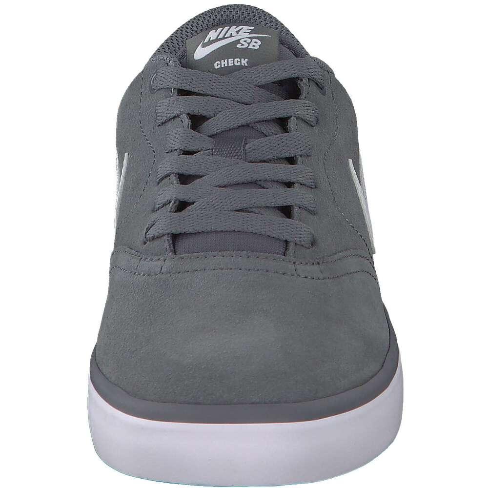 Schuh Grau
