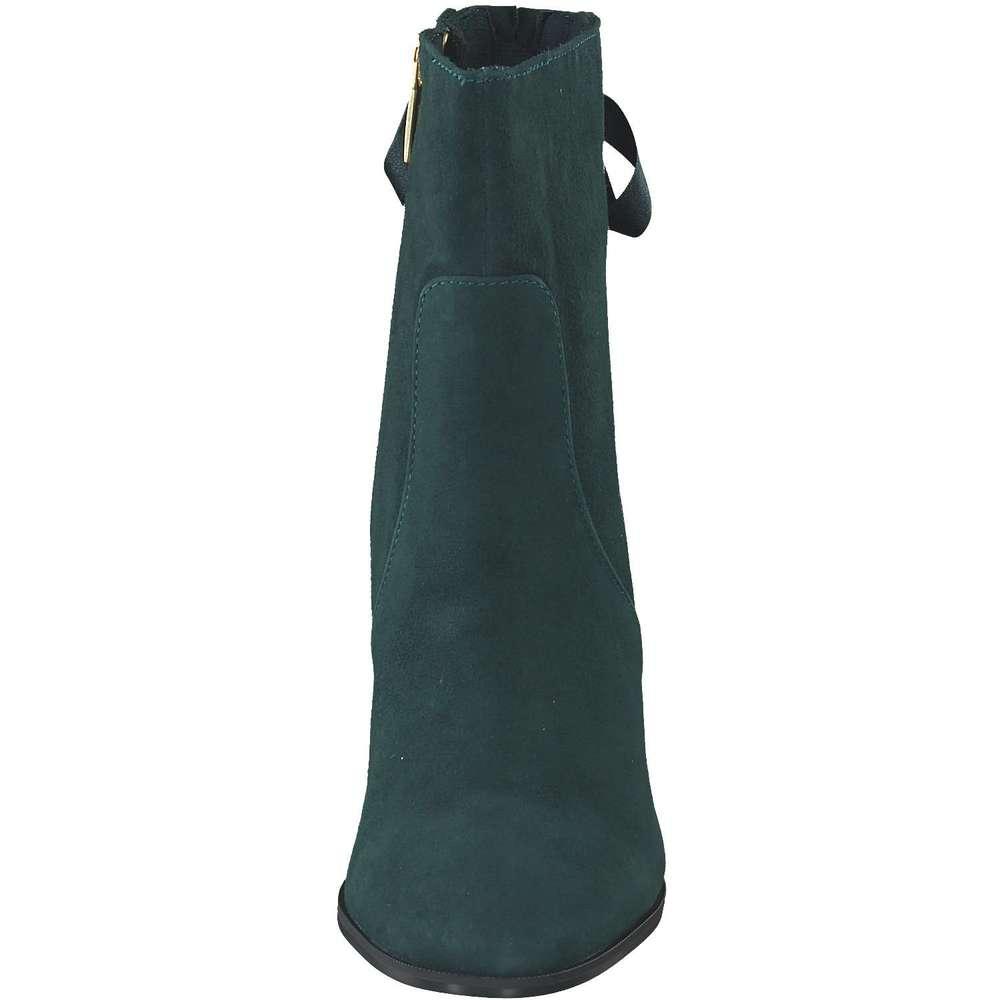 Tamaris Stiefelette, olivgrün auf