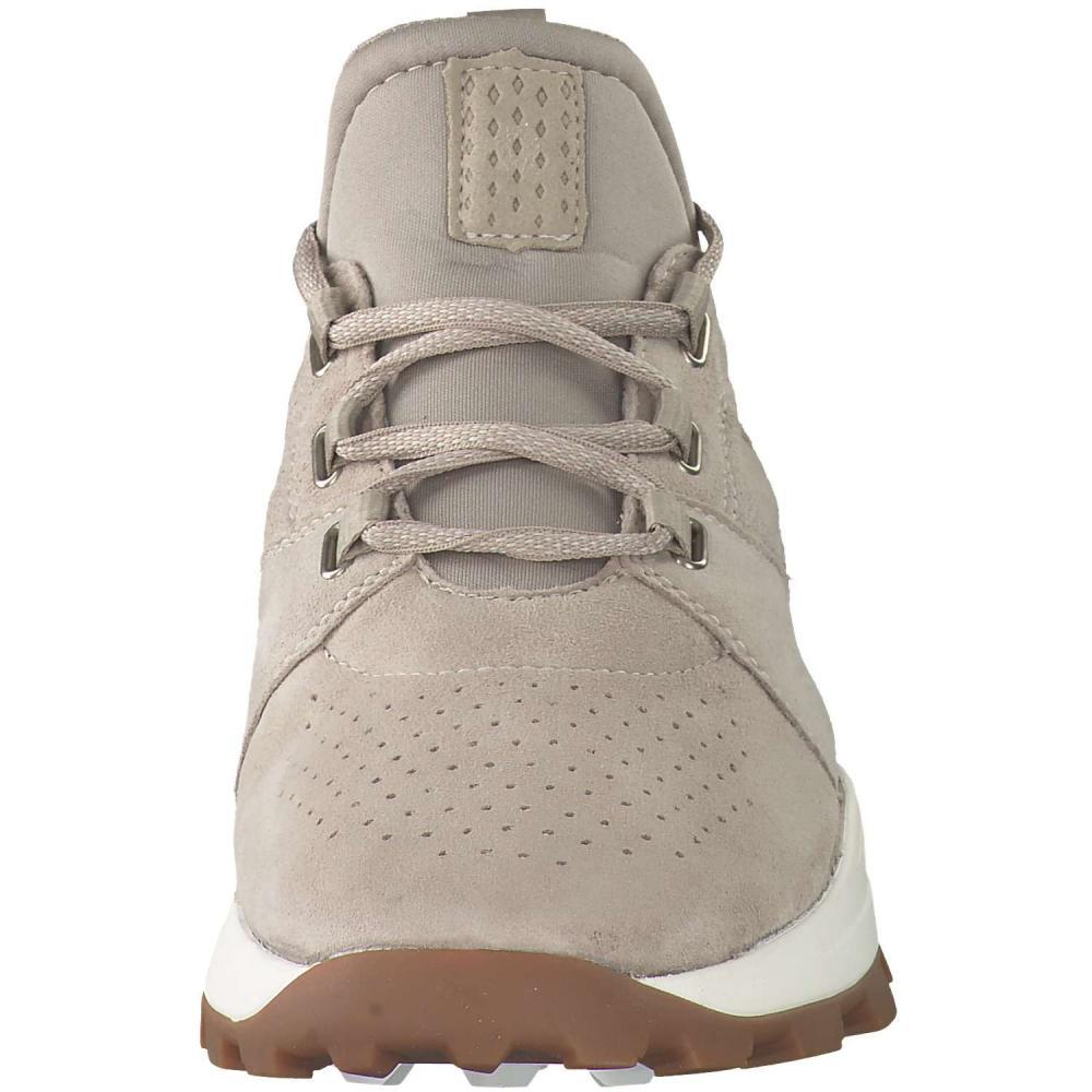 Timberland Sneaker Brooklyn Oxford Taupe Herren Schuhe