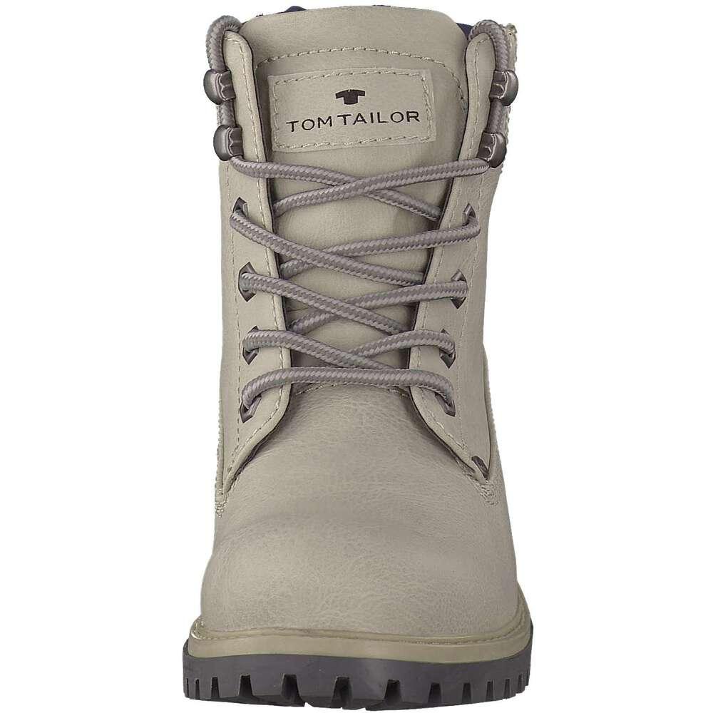 tom tailor damen schn r boots in pastell reduziert bei. Black Bedroom Furniture Sets. Home Design Ideas