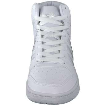 adidas neo - VS Hoopster Mid W - weiß