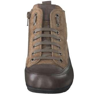Candice Cooper Mid Zip Sneaker High