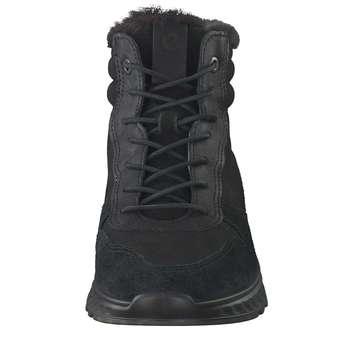 Ecco ST.1 W Winter Sneaker schwarz