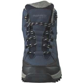 Inspired Shoes Trekking Boots blau