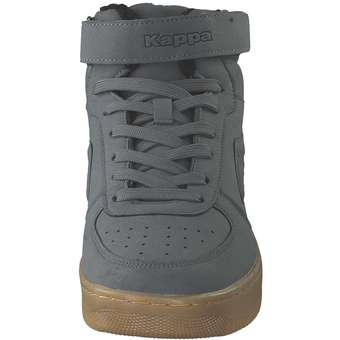 Kappa Bash Mid Fur Sneaker