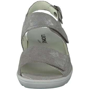 Leone Comfort - Sandale - grau
