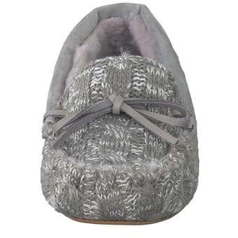 Flip Flop Loafer Knit Hausschuhe