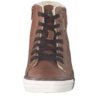 Mustang - Hightop Sneaker - braun ❤️ |  92154876211