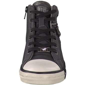 Mustang - Hightop-Sneaker - grau