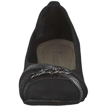 Puccetti - Ballerina - schwarz