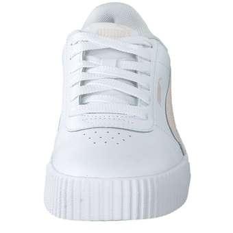 PUMA Carina L Sneaker weiß
