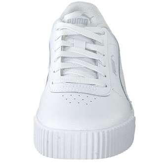 PUMA Carina L Sneaker weiß ❤️ |