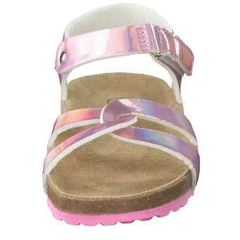 Re Laxx Sandale rosa  