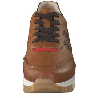 Rieker Plateau Sneaker braun ❤️ | n26DQ