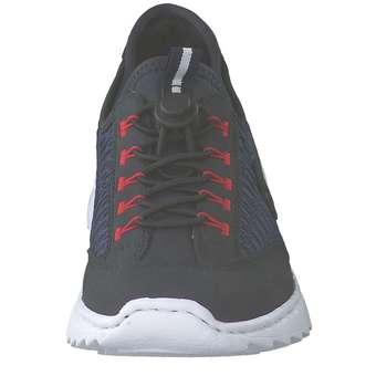 Rieker Slip On Sneaker blau ❤️ | 7vTCO