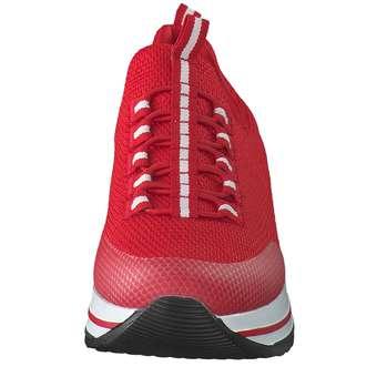 Rieker Slip On Sneaker rot