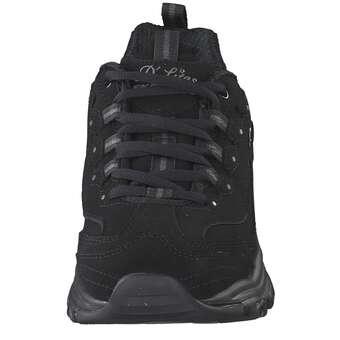 Skechers - D'Lites Play On Sneaker - schwarz