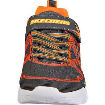 Skechers S Lights Flex Glow Sneaker grau VcEBM