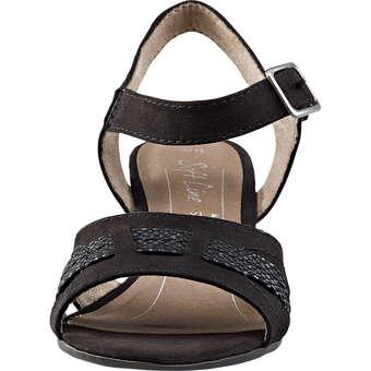 Softline - Sandale - schwarz