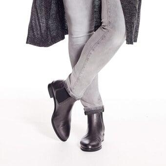 Unisa - Chelsea Stiefelette - schwarz