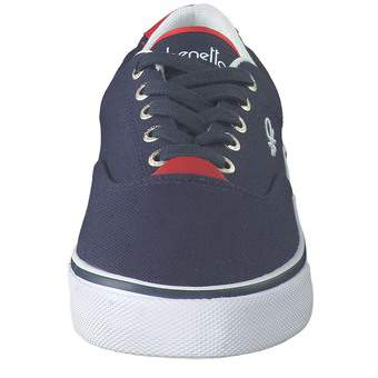 United Colors Of Benetton Leinen Sneaker