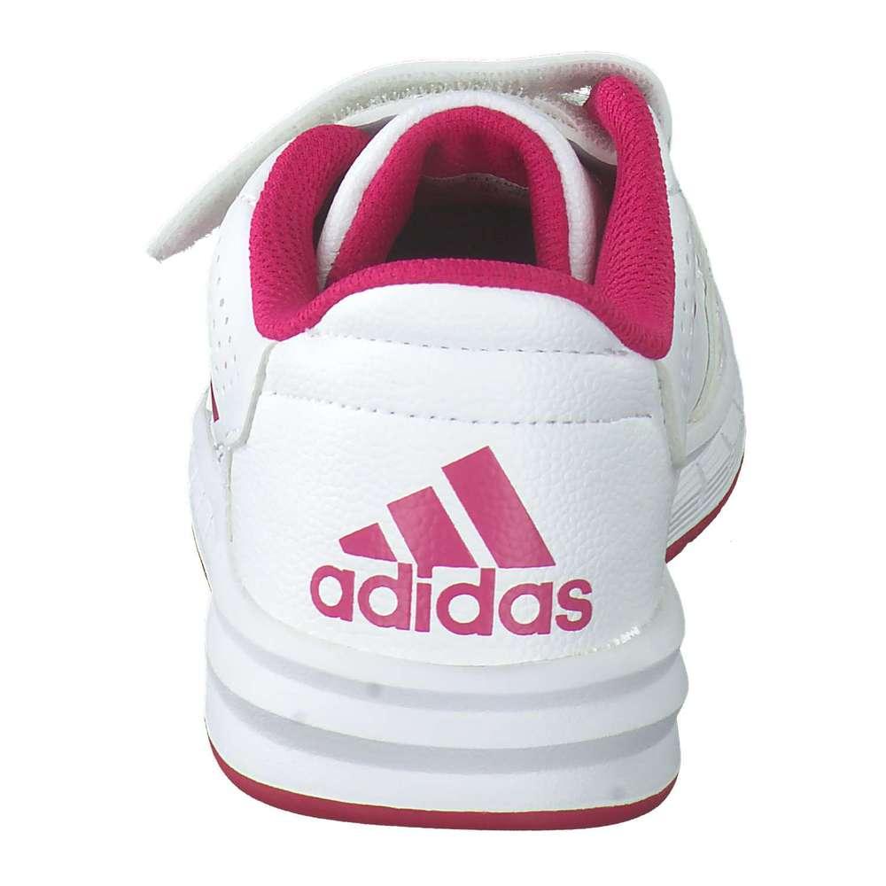 adidas AltaSport CF K Hallensport weiß