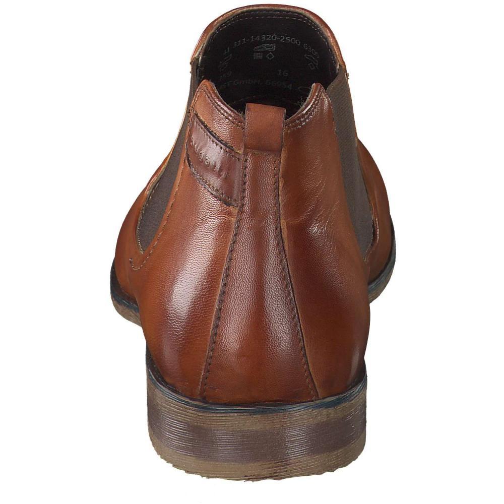 bugatti herren lothario chelsea boots in urban reduziert. Black Bedroom Furniture Sets. Home Design Ideas