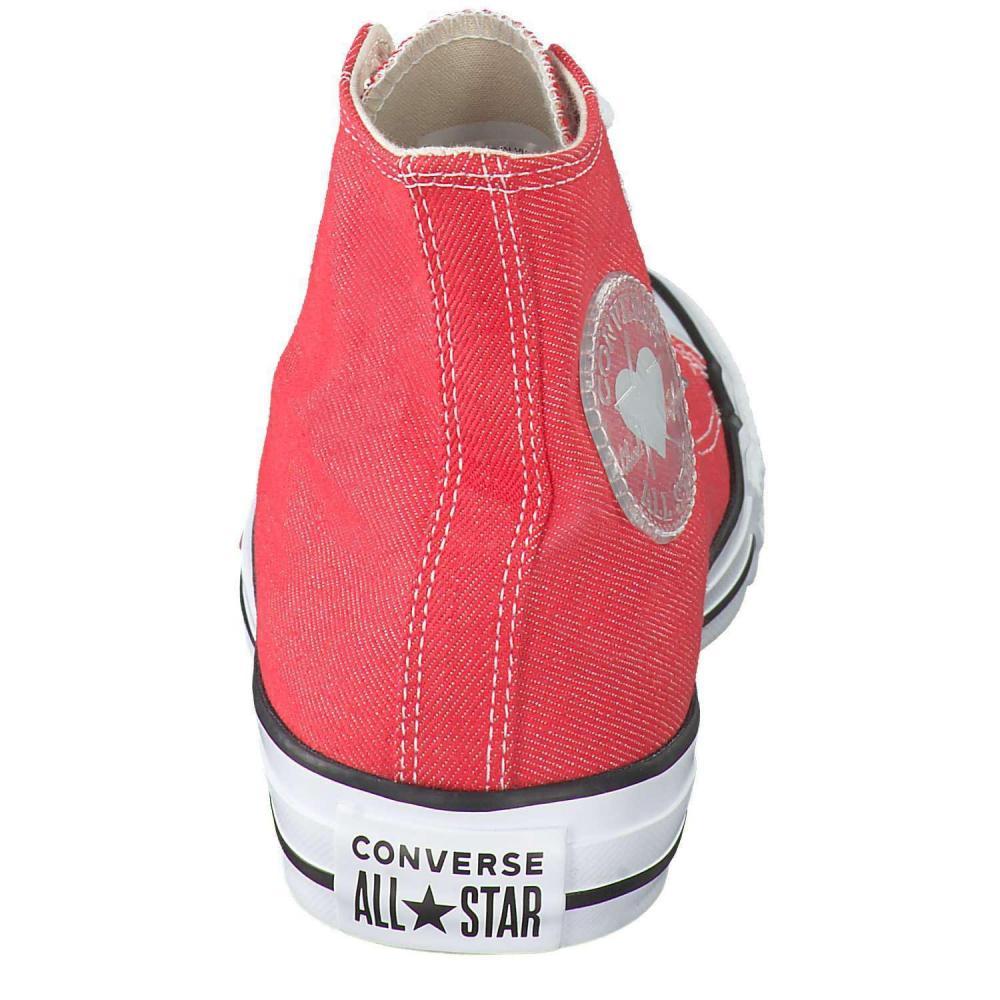 469d251069 Converse - Chuck Taylor All Star Hi - rot | Schuhcenter.de